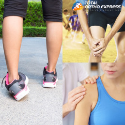 sprains orthopedic urgent care